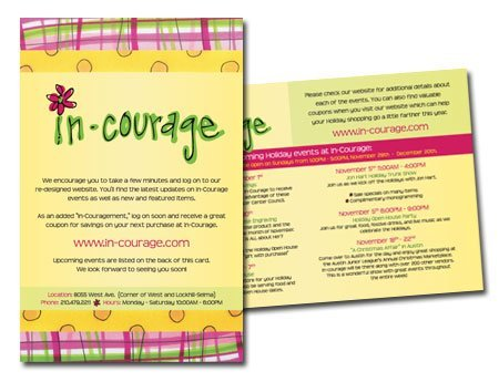 in-courage-postcard
