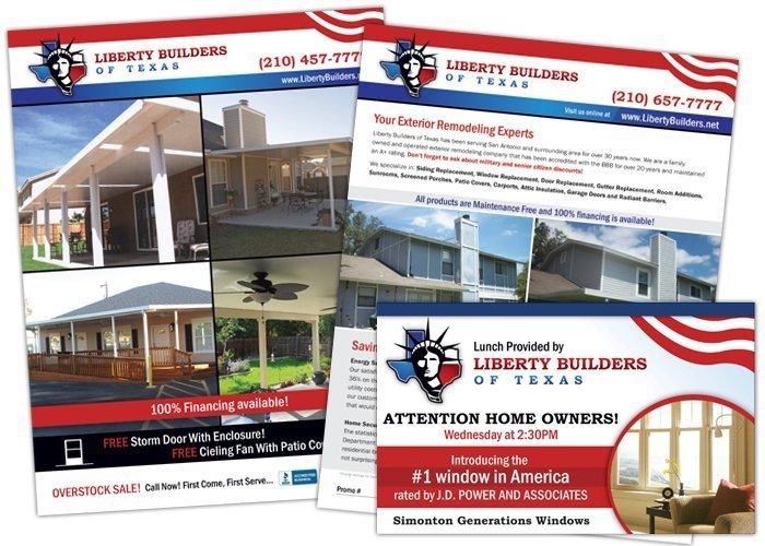 Liberty Builders of Texas Flyers
