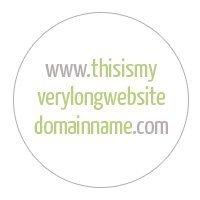 Avoid long domain names