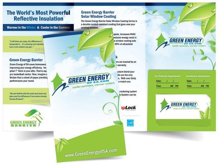 Green Energy of SA Pocket Brochure