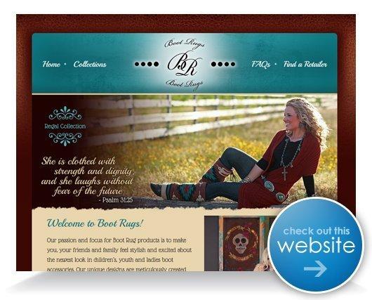 Boot Rugs Website