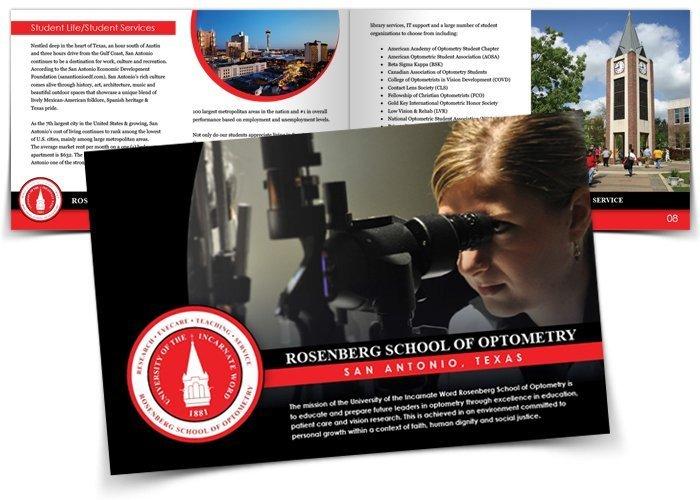 University Of The Incarnate Word Rosenberg School of Optometry