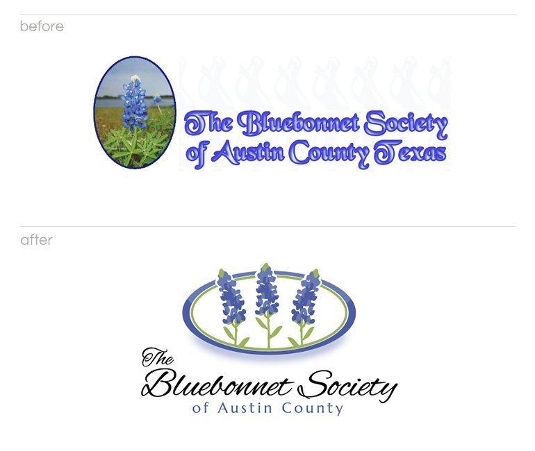Bluebonnet Society Logo