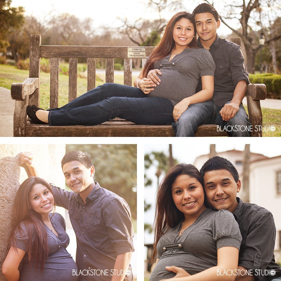 Jymi and Claudia's Maternity Mini Photo Session