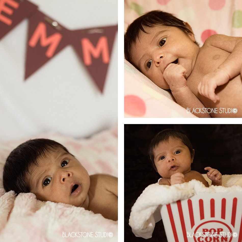 Riley & Reyes Baby Photo Session