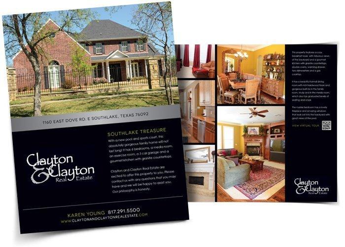 Clayton & Clayton Real Estate Brochure