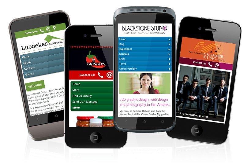 BlackStone Studio Mobile Conversion