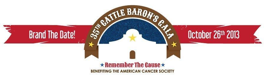 Cattle Baron's Gala Logo