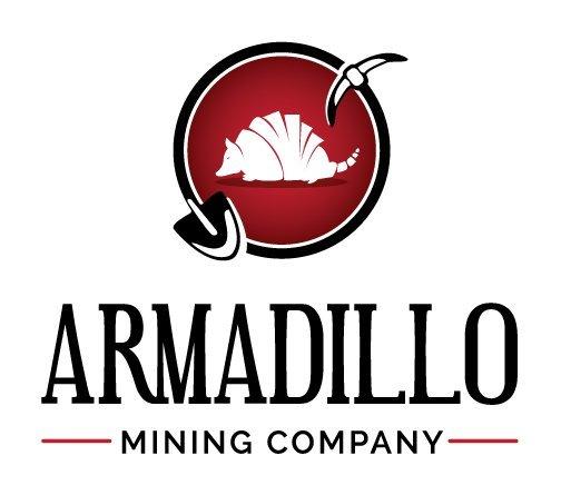 Armadillo Mining Company Logo