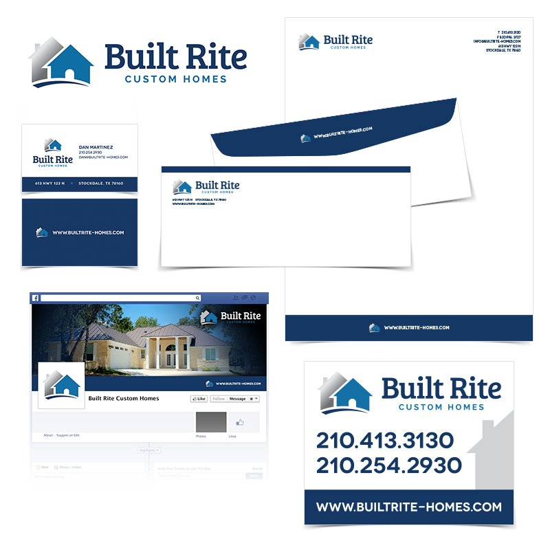 Built Rite Identity Package